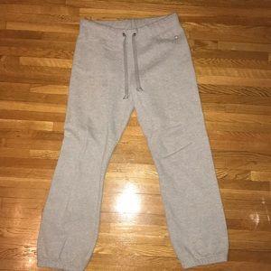 Champion Gray Sweatpants